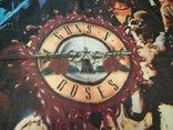15. Баннер Guns N'Roses 97х135см, ткань, новый, фото №5