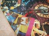 15. Баннер Guns N'Roses 97х135см, ткань, новый, фото №7
