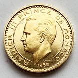 10 франков 1950 года. Монако. (Пробная), фото №3