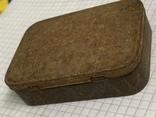 Винтажная жестяная коробка с англии, фото №4