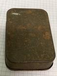 Винтажная жестяная коробка с англии, фото №5