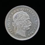 10 Крейцеров 1870, Австро-Венгрия UNC