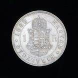 1 Форинт 1888 КВ, Австро-Венрия