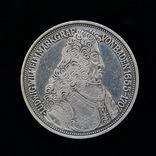 5 Марок 1955 G 300 лет со дня рождения Людвига фон Бадена, Германия ФРГ