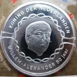"""Нидерланды, 10 евро 2017 """"50 лет королю Виллему Александру"""", фото №4"""