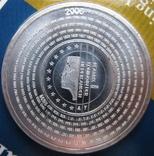 """Нидерланды, 5 серебряных евро 2006 PROOF """"200 лет финансовому офису Нидерландов"""", фото №4"""