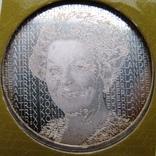 """Нидерланды, 5 серебряных евро 2006 """"400 лет Рембрандту"""", фото №5"""