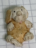 Винтажная миниатюра с Англии надпись, фото №2
