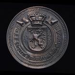 Медаль За Заслуги 1865, Сельскохозяйственное Общество Штирии, Австрия 50мм