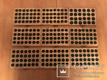 Мюнцкабинет для 248 монет (серия Спарта), фото №6