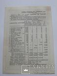 Лотерейный билет ОСОАВИАХИМА 1940 г 1 рубль. люкс, фото №5
