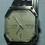Часы наручные Ракета СССР с календарем, фото №2