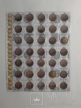 Альбом-каталог для монетовидных жетонов Украины серии Гетьман, фото №7
