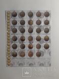 Альбом-каталог для монетовидных жетонов Украины серии Гетьман, фото №8