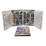 Альбом для 25 центов США Национальные парки капсульный, фото №3