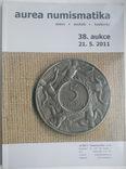 Аукционный каталог Aurea Numismatika,38, Прага 21 мая 2011 года, фото №2