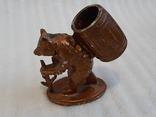 Карандашница медведь, фото №4
