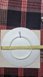 Настенная тарелка 70 лет пожарной охране фото 5