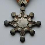 Знак ордена Священного сокровища VIII степени, фото №3
