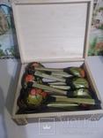 Подарочный сувенир ЛОЖКИ, фото №3
