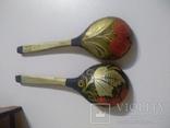 Подарочный сувенир ЛОЖКИ, фото №12