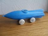 Ракета на колесах, фото №2