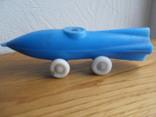 Ракета на колесах, фото №3