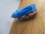 Ракета на колесах, фото №12