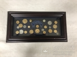 Коллаж из монет, фото №2