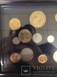 Коллаж из монет, фото №4