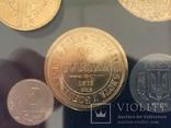 Коллаж из монет, фото №9