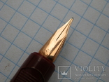 Ручка с золотым пером. набор. ссср, фото №4