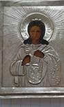 Святая Варвара в серебряном окладе, фото №3