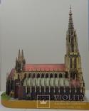 Мюнстерский собор в г. Ульм Германия, фото №3