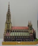 Мюнстерский собор в г. Ульм Германия, фото №7