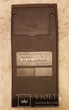Калькулятор Электроника МК 61. СССР, фото №6