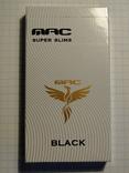 Сигареты MAC BLACK фото 2
