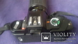 Японский фотоаппарат Pentax P30, фото №7