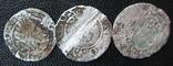 Три монеты Речи посполитой на реставрацию., фото №2
