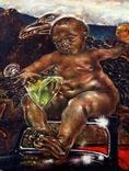 Пташиний щебет , Ven Olega відомий художник, фото №2