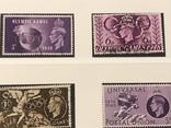 Марки Великобритании. 1946-1949 года., фото №7