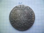 2 талера 1641 год Фердинант ІІІ Германия (Средневеко́вье) копия, фото №3