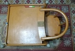 Старинные детские ходули-стол-стул трансформер, фото №2
