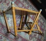 Старинные детские ходули-стол-стул трансформер, фото №5