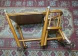 Старинные детские ходули-стол-стул трансформер, фото №6