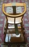 Старинные детские ходули-стол-стул трансформер, фото №12
