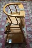 Старинные детские ходули-стол-стул трансформер, фото №13