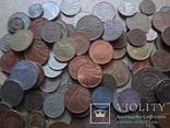 Супер- Гора монет с нашими и зарубежными (552 штуки.) фото 5