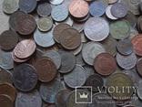 Супер- Гора монет с нашими и зарубежными (552 штуки.) фото 8