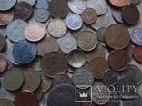Супер- Гора монет с нашими и зарубежными (552 штуки.) фото 9